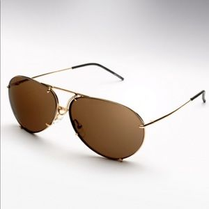 Porsche Design P8433 Aviator Sunglasses